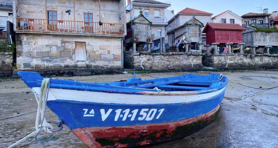 Ría De Pontevedra Guíate Galicia