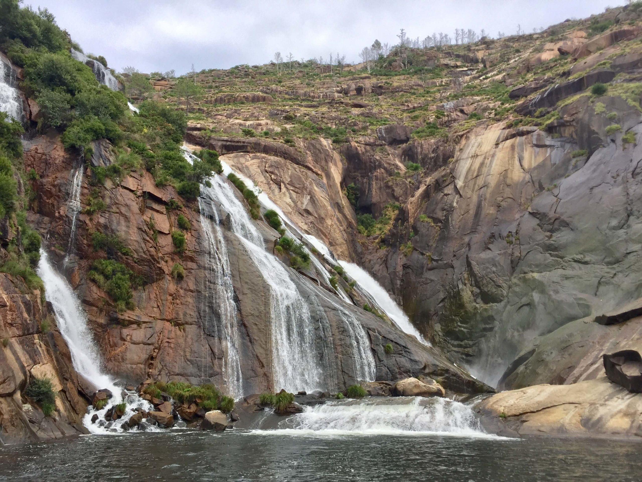 Lugares Extraordinarios Cascada Xallas Guíate Galicia