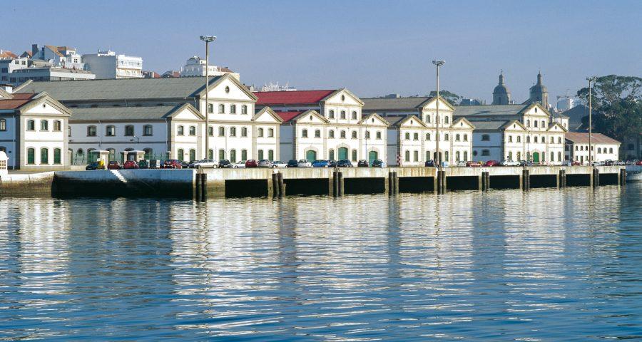 Visita A La Ciudad De Ferrol
