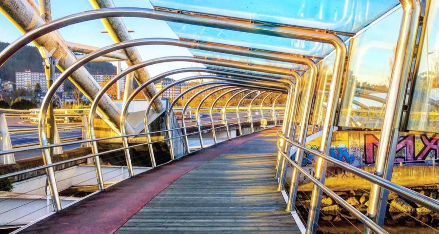 Ponte Das Correntes Guíate Galicia