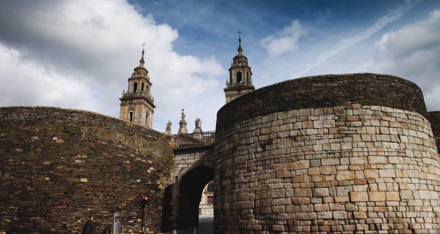 Visita A La Ciudad De Lugo