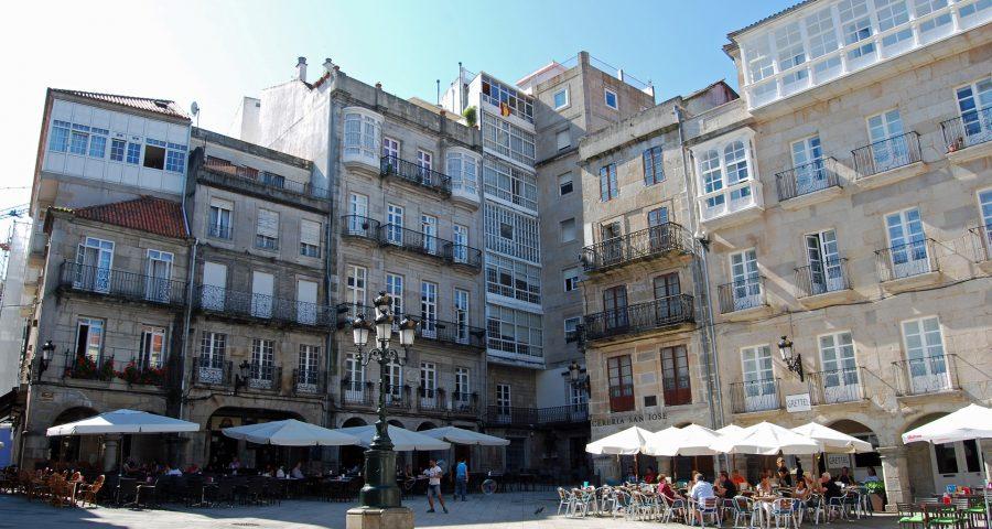 Visita A La Ciudad De Vigo