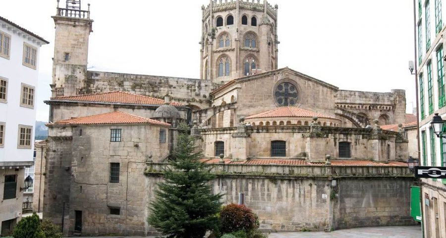 Catedral Ourense Guíate Galicia
