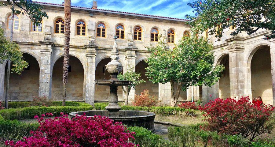 Monasterio Poio Guíate Galicia