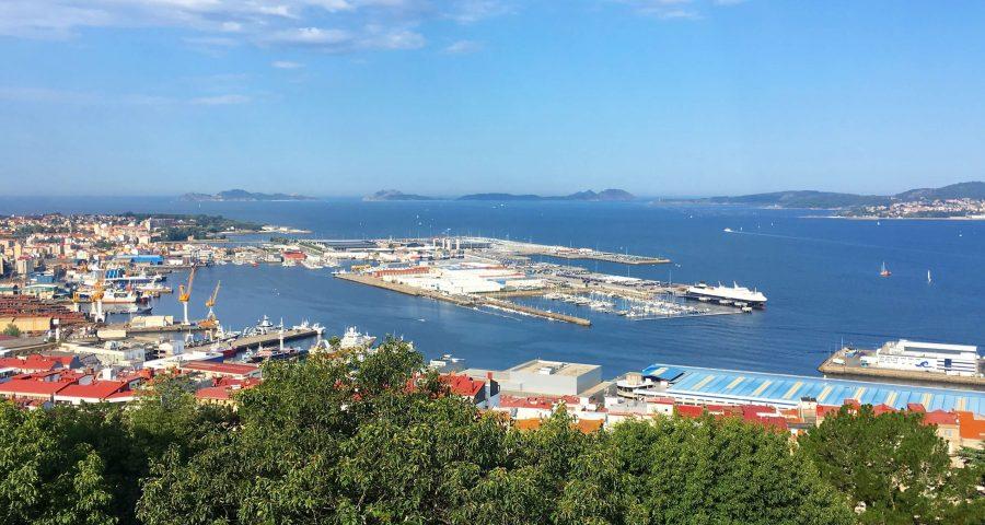 Vigo Industrial Guíate Galicia