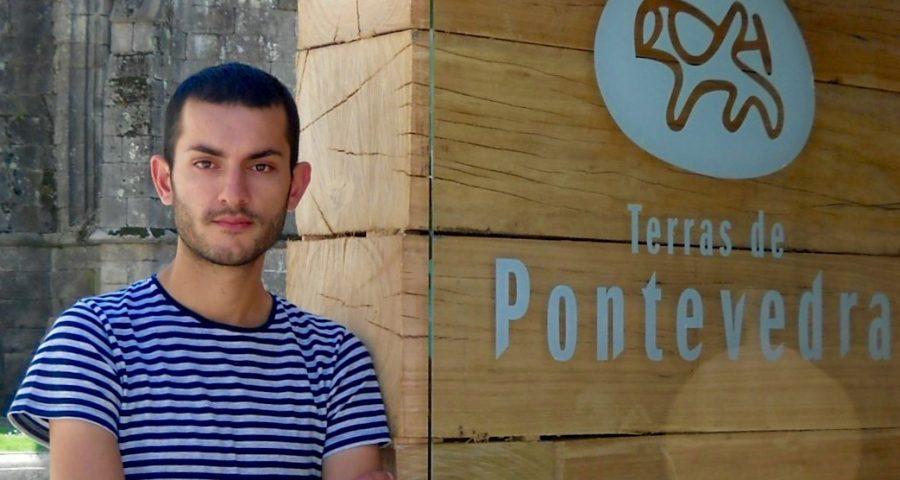 Anxo Santomé, Guía De Turismo