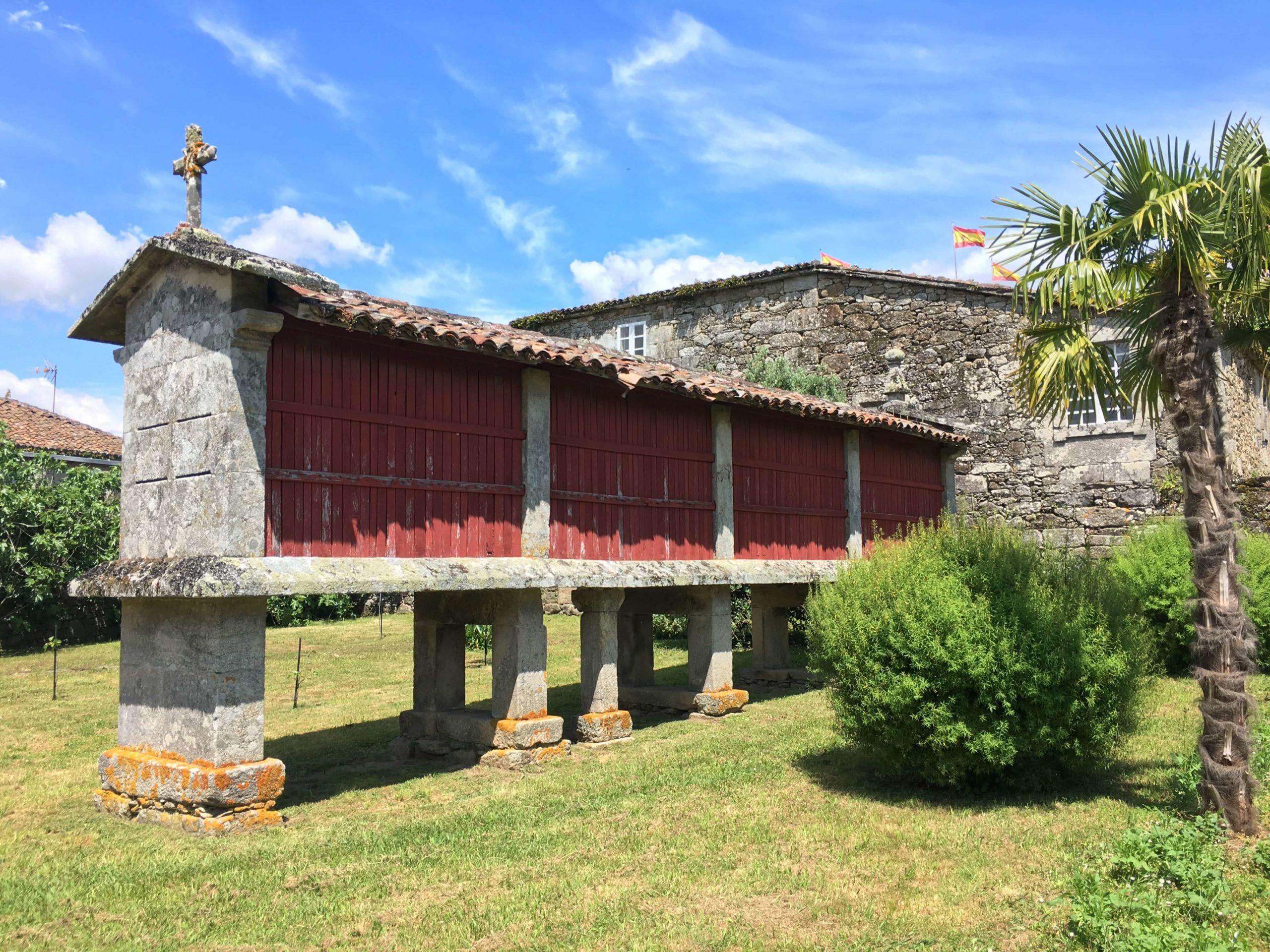 Hórreos Guíate Galicia