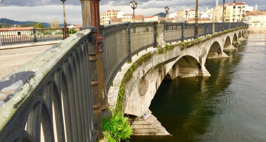 Camino De Santiago Portugués A Su Paso Por Pontevedra