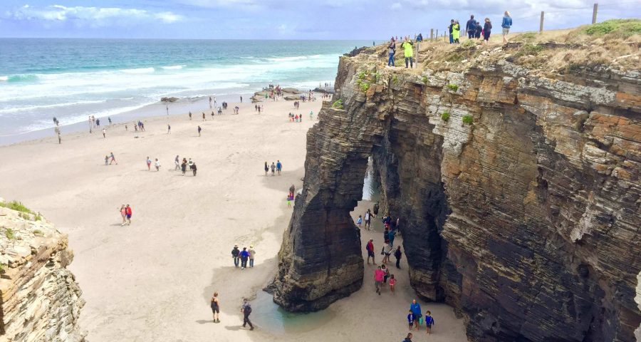 Playa De Las Catedrales Guíate Galicia