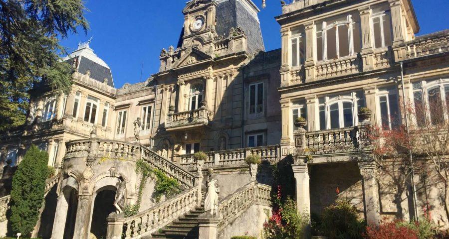 Pazo De Lourizán, Pontevedra