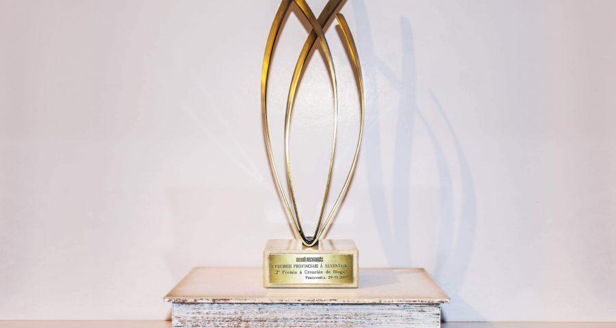 2º Premio En Los Premios Provinciais á Xuventude Guíate Galicia