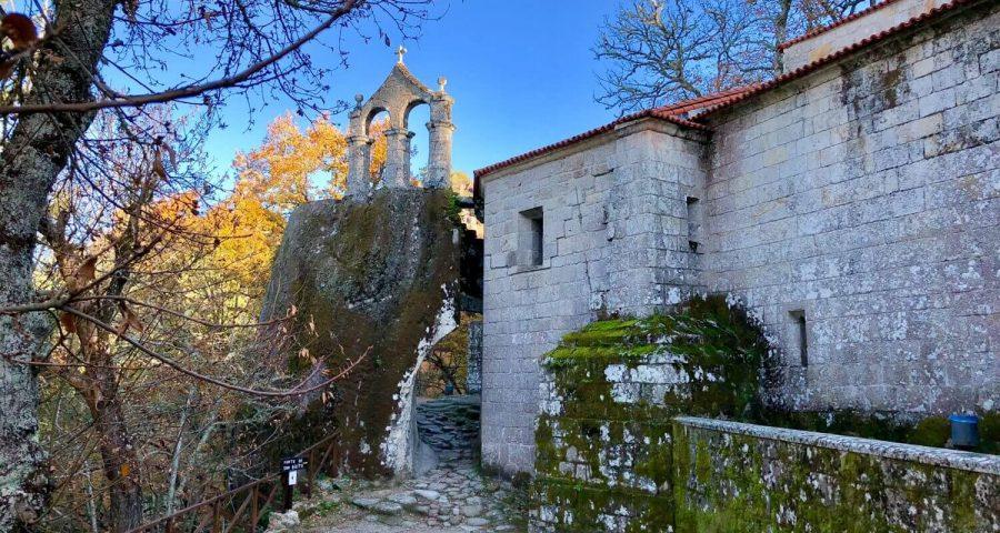 Monasteiro De San Pedro De Rocas Guíate Galicia