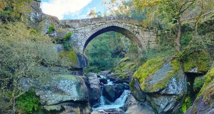 Puente Del Río Almofrei Guíate Galicia