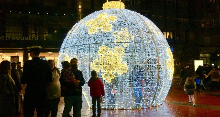 Pontevedra Alumbra Por Navidad