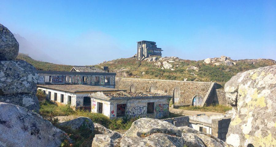 Batería Militar J4 Cabo Silleiro Guíate Galicia