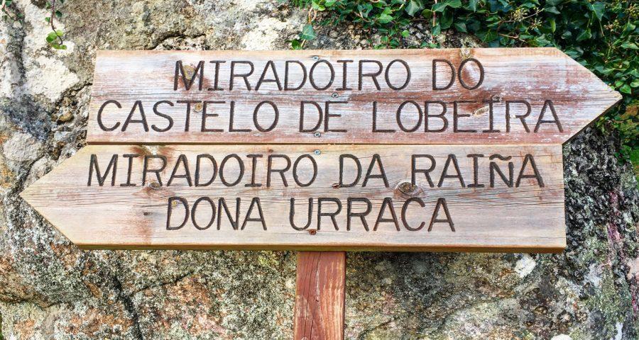 Mirador De Monte Lobeira, El Balcón De Arousa