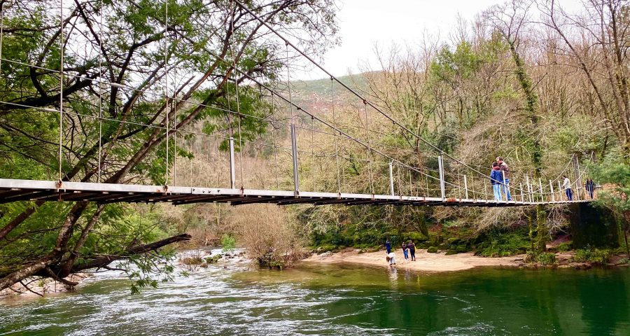 Puente Colgante De Soutomaior Guíate Galicia