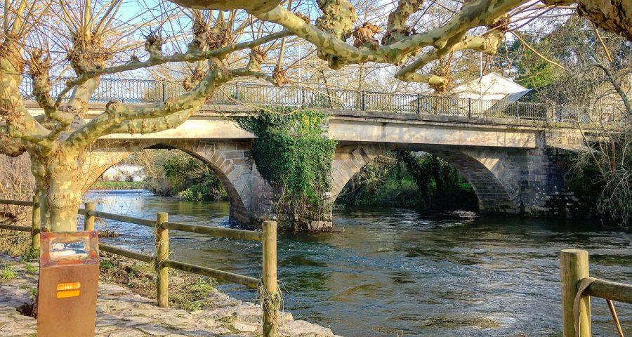 El Puente De Los Padrinos De Ponte Arnelas