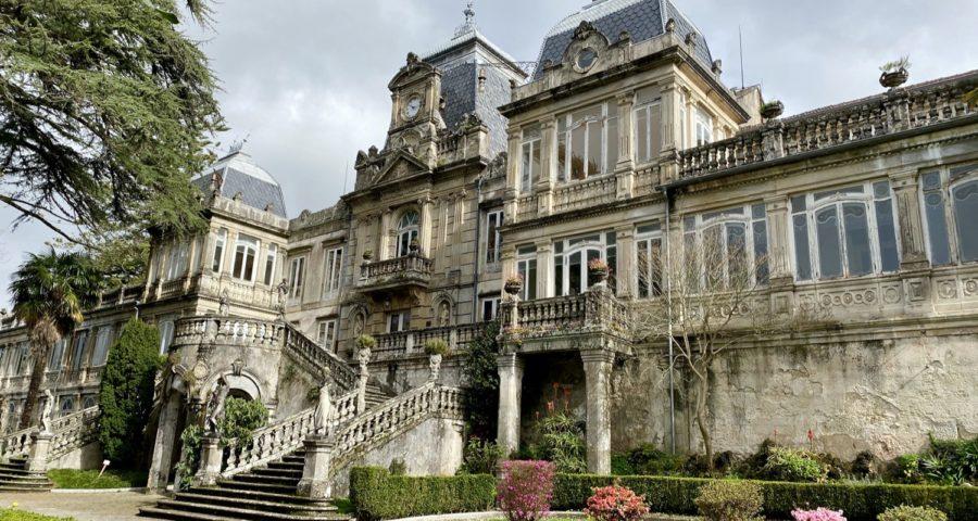 El Pazo De Lourizán Y Sus Jardines Históricos