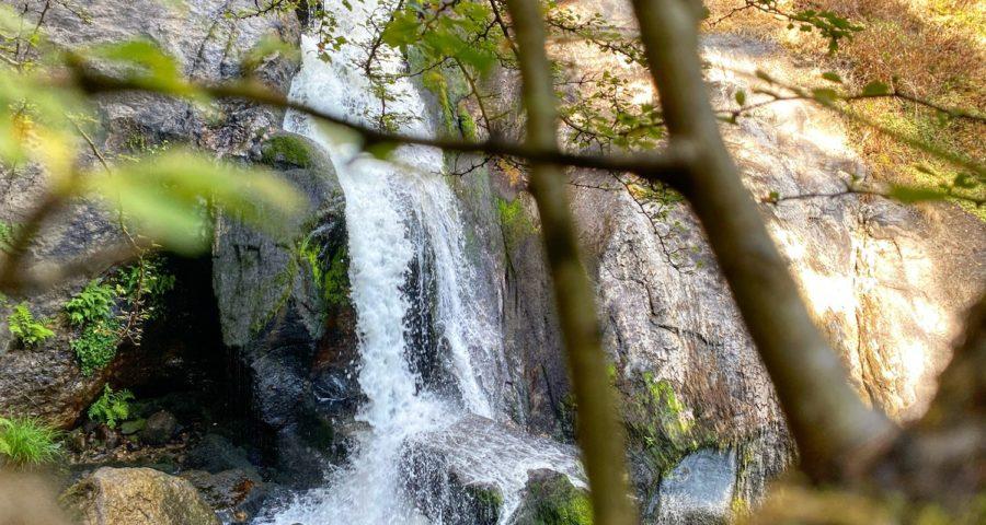 La Cascada De Callobre, A Estrada