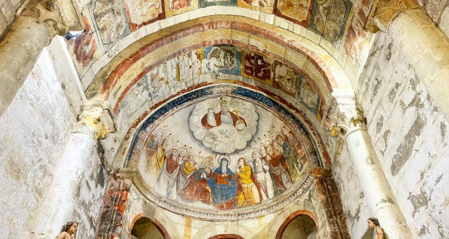 El Monasterio De Camanzo, Arte Y Arquitectura