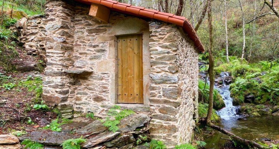 Cascada Y Molinos De Chamosa Guíate Galicia