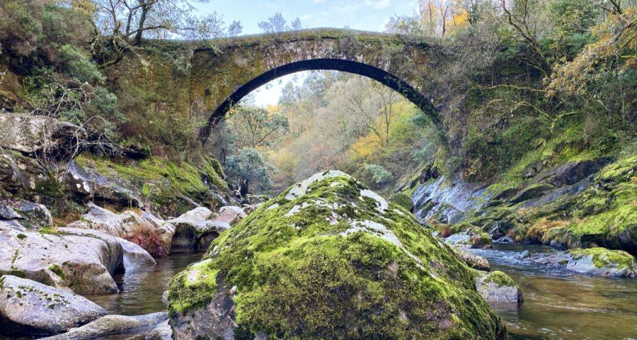 Ponte Nova, San Xurxo Guíate Galicia