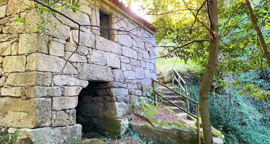 Muíños Do Batán De Salcedo Guíate Galicia
