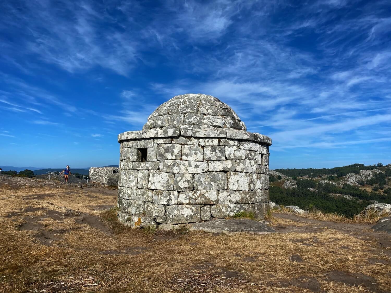 Garita Monte Facho Guíate Galicia