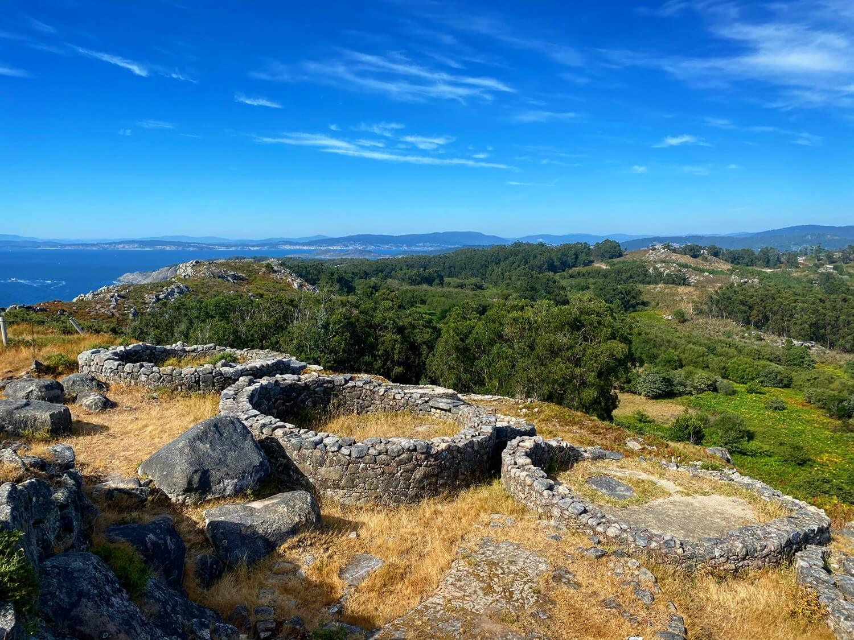Castro Monte Facho Guíate Galicia