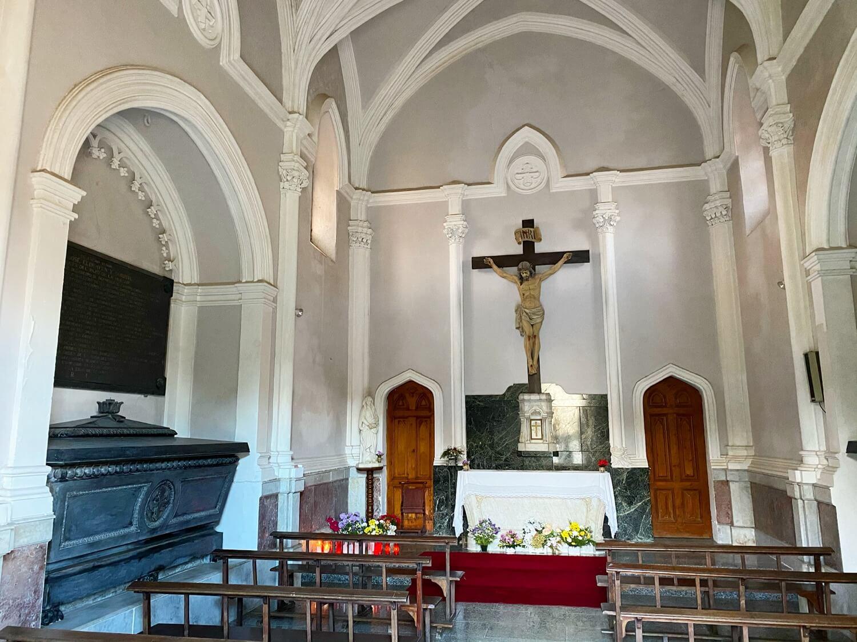 Cementerio de Pereiró, Vigo Guíate Galicia