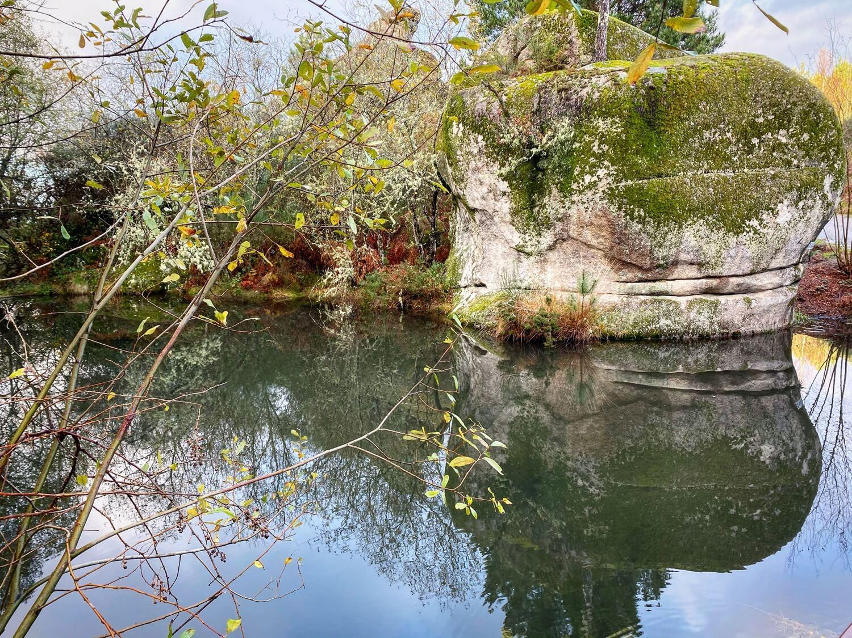 Mirador Outeiro Navío Parque Forestal da Fracha Guíate Galicia