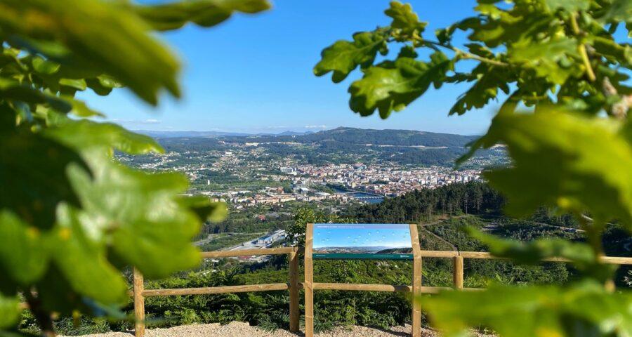 Parque Forestal Da Tomba Guíate Galicia