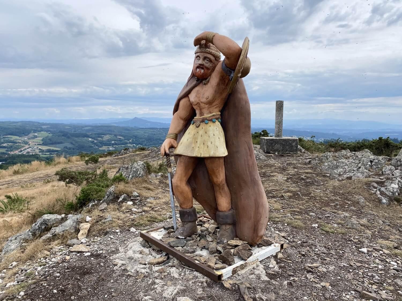 Seres Mitológicos Monte do Viso Guíate Galicia